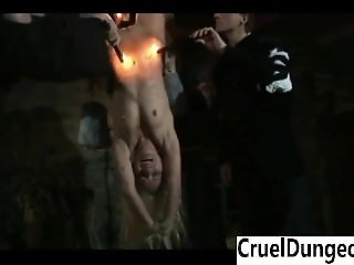 Brutal Dungeon - Blonde Romina
