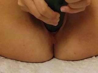 My first cucumber video!