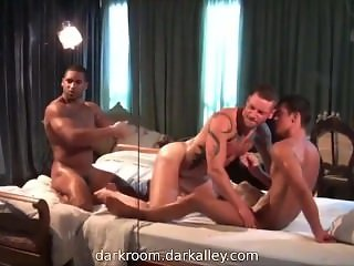Sexy Sauna Fuckers 3