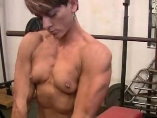 Allison Moyer Vivian nude workout