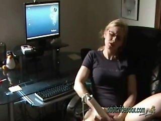 Annalogue Technonerd Real Wet Orgasm Finger Her Juicy Wet Pussy