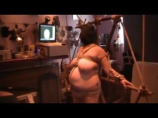 BBW Tied Up By Freaky Husband