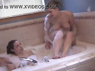Mandy Bathtub Farts