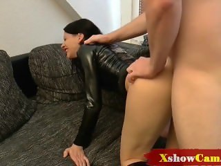 Anal Latex Slut - XshowCam.com