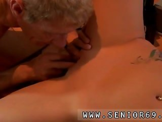 Young boys and old men spanking Anna has a cleaning job at a local
