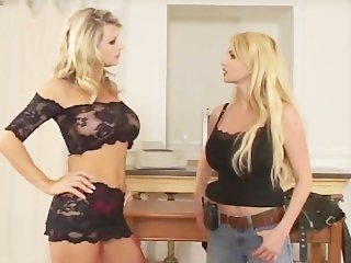 Catfight Club 2 Sc 4 - Carly Parker and Vicky Vette