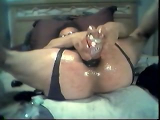 Extreme Anal Insertion (part #2)
