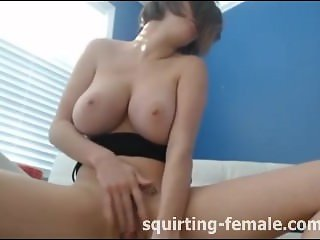 dildo in pussy and squirt - squirting-female.com