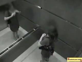 Divine Hidden Cams in Alevator in Las Vegas, Porn 63: sexy cam girl - Free Webcam