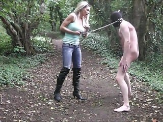 Abusing slave
