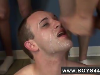 Photo sex extreme gay gangbang A man of simple pleasures, Ricky loves