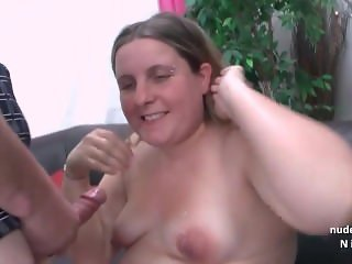 Casting couch of a fat french blonde From SEEKBBW.NET sodomized and jizzed