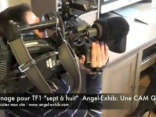 Milf amatrice francaise angel exhi. Merideth LIVE on 1fuckdate.com