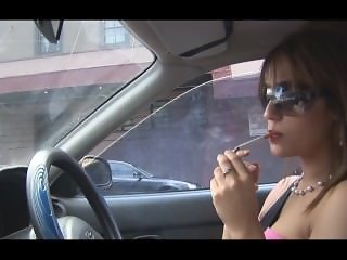 Shirin - Smoking While Driving 2