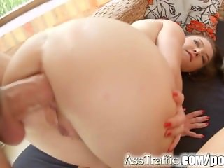 Ass Traffic French chicks in anal fuck fest full of ass to mouth