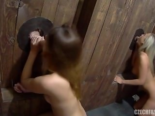 Czech Paid Teen Glory Pussy Hole Part Two