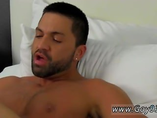 Hairless gay boys with small dicks fuck Room Service With More Than A