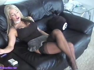 Goddess Jenna Glamination Legs of a Goddess Part 1 Financial Domination