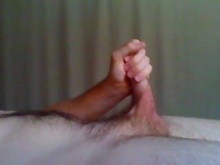 South African White Boy Masturbates 011