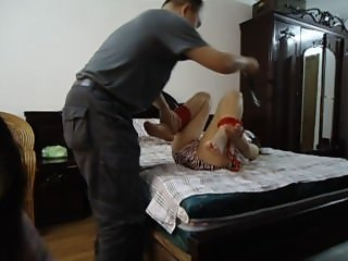 milf is tickled by my neighbor