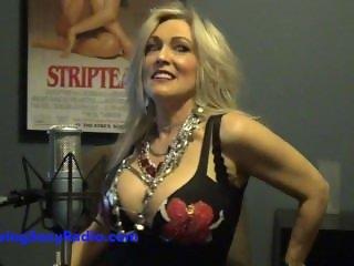 Female Orgasm Power on Internet Radio with Crobonerator