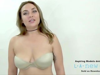 PRETTY BLONDE FUCKED AT PHOTO SHOOT CASTING AUDITION