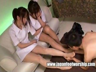 Foot Fetish femdom 2