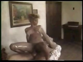 Ginger Lynn Oiled Sex and Massage Scene- one of her best!