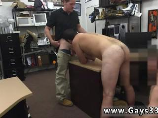 Teen hairy hunks suck Straight dude goes gay for cash he needs