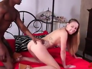 Babysitter interracial