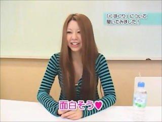 Japanese girl Tickling