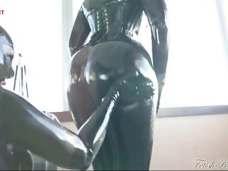 Latex Girls Reflections