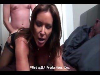 Ultimate Cougar-MILF Fantasy with Rachel Steele II