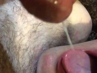 cum in my mouth again with facial cleanup