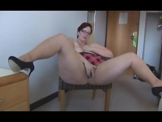 Jane bru milf hairy rubbing