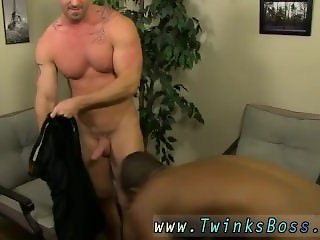 Sexy men work uniform galleries first time Mitch Vaughn wants JP Richards