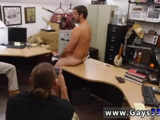 Smooth hunk movie Straight boy goes gay for cash he needs