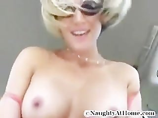 Tall blonde hooker in red light district sucks cock in car tits a