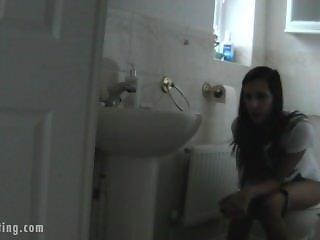 Kaylee toilet fart 2