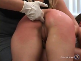 Red Hot Spanking