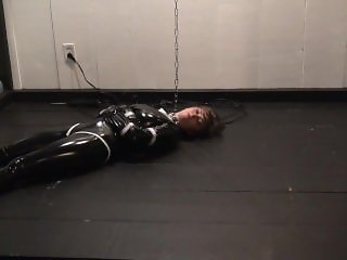 Straitjacket and Chained