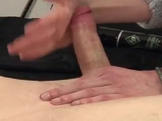 Gay twinks masturbates each other How Much Wanking Can He Take?