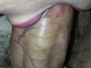 Horny car blowjob, with deepthroat in the final