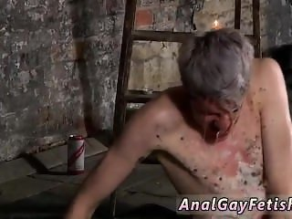 Free 3gp download video gay porn cum inside first time Chained to the