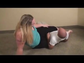 amazon anya mixed wrestling