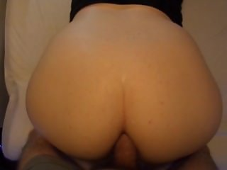 (Cumshot) Hot SWEDISH Teen Fucked Deep In The Ass