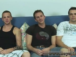 Teen boy gay porno gangbang first time Right away, Mike was in awe of how