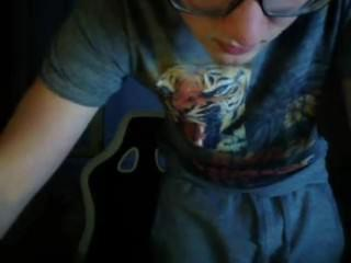 Danish Beauty Boy Showing His Beautiful Ass And A Tight Asshole On Cam