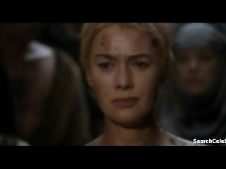 Lena Headey, Rebecca Van Cleave in Game of Thrones (2011-2015) - 2