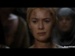 Lena Headey, Rebecca Van Cleave in Game of Thrones (2011-2015) - 2